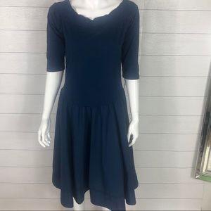 Luna Luz 3/4 Sleeve Dress Size XL